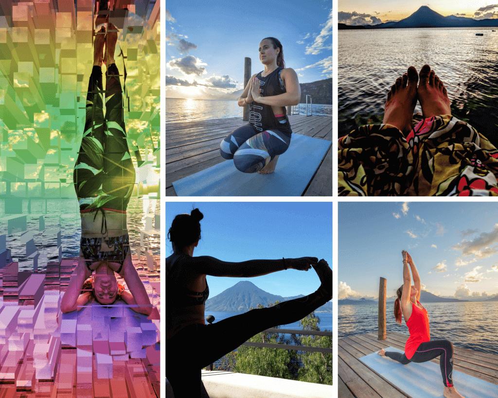 Yoga cerca de mi. Yoga y Masajes a domicilio.